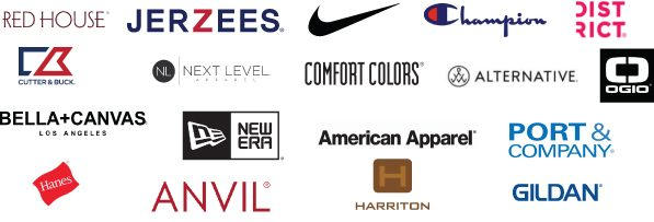 T Shirt Brands JCP Print Solutions