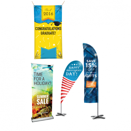 SIGNAGE JCP Print Solutions
